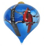 Winter Cardinal Ornament