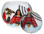 Sounds of Thunder Ornament & Votive