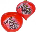 Desert Winds Ornament & Votive