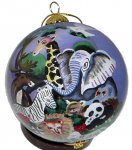 Zoo Animals Ornaments
