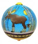 Mother Moose Ornament
