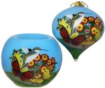 Butterfly & Humming Bird Ornament & Votive