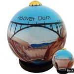 Hoover Dam Ornaments