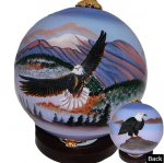Soaring Eagle Ornaments