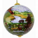 Summer in Mountains Ornaments