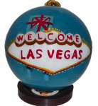 Welcome to Las Vegas Ornaments