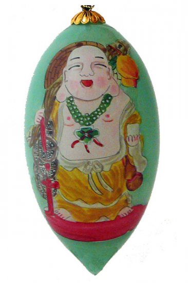 Laughing Buddha Ornaments - Click Image to Close