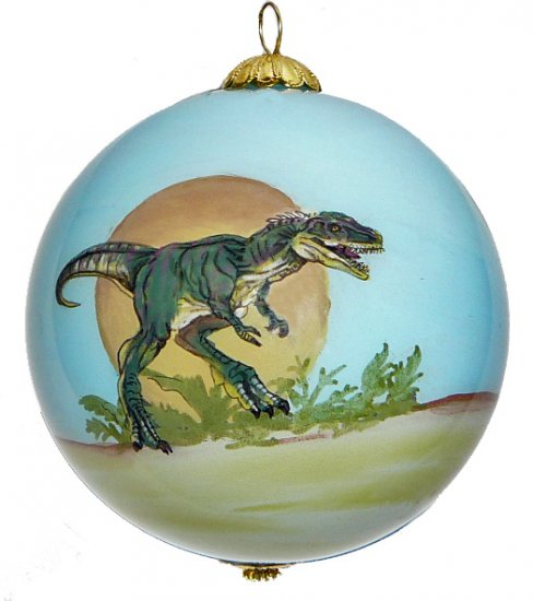 Dinosaurs Ornaments - Click Image to Close