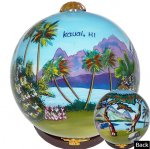 Kauai Beach Ornaments