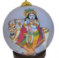 Krishna Ornaments