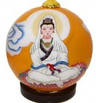 Kwan Yin (Sitting) Ornaments